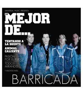 Lo Mejor De Barricada-1 CD
