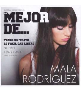 Lo Mejor De Mala Rodriguez-1 CD
