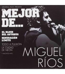 Lo Mejor De Miguel Rios-1 CD
