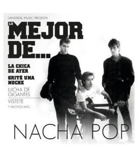 Lo Mejor De Nacha Pop-1 CD