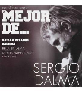 Lo Mejor De Sergio Dalma-1 CD