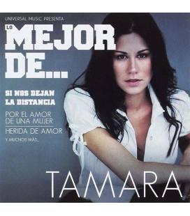 Lo Mejor De Tamara-1 CD