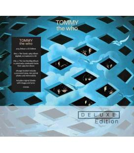 Tommy (Deluxe)-2 CD