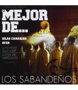 Lo Mejor De Los Sabandeños-1 CD
