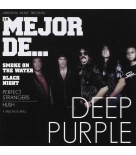 Lo Mejor De Deep Purple-1 CD