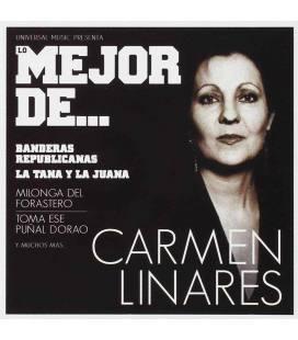 Lo Mejor De Carmen Linares-1 CD