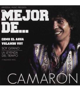 Lo Mejor De Camaron-1 CD