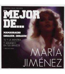 Lo Mejor De Maria Jimenez-1 CD