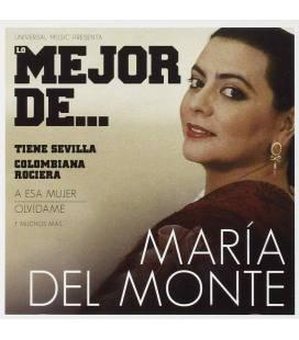 Lo Mejor De Maria Del Monte-1 CD