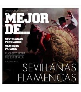 Lo Mejor De Sevillanas Flamencas-1 CD