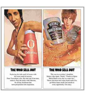 The Who Sell Out -1 LP