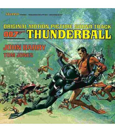 James Bond, Thunderball-1 LP