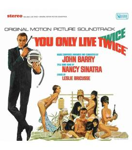 James Bond, You Only Live Twice-1 LP