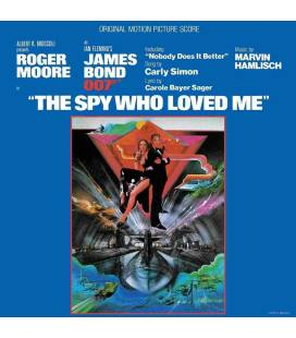James Bond, The Spy Who Loved Me-1 LP