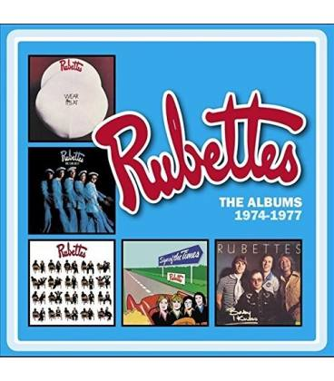 The Albums 1974-1977-5 CD