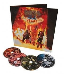 Rocks Vegas (Deluxe)-4 DVD