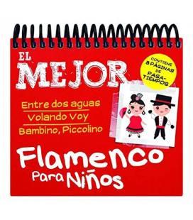 Lo Mejor del Flamenco Para Niños-1 CD