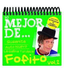 Lo Mejor De Fofito II-1 CD
