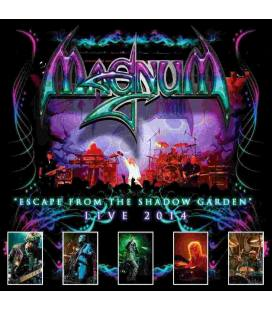 Escape From The Shadow Garden - Live 2014-1 CD