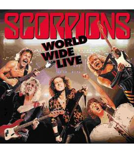 World Wide Live - 50Th Anniversary Deluxe Edition-1 CD+1 DVD