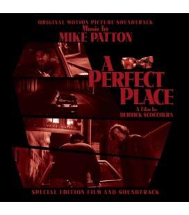 A Perfect Place Original Motion Picture Soundtrack-2 CD