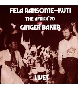 Fela With Ginger Baker Live!-1 CD