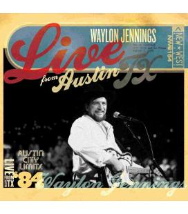 Live From Austin Tx '84-1 CD+1 DVD