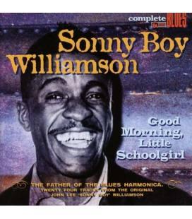 Good Morning, Little Schoolgirl-1 CD