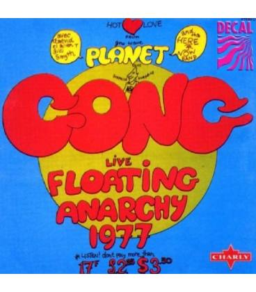 Planet Gong - Floating Anarchy 1977-1 CD