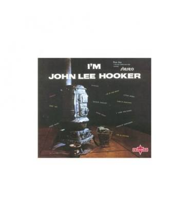 I'M John Lee Hooker-1 CD