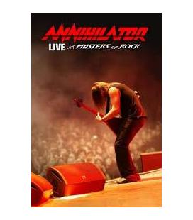 Live At Masters Of Rock-1 DVD