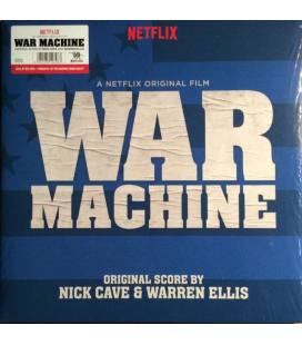 War Machine (A Netflix Original Series Soundtrack)-2 LP RED