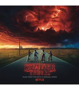 B.S.O. Stranger Things: Music From The Netflix Original Series-2 LP