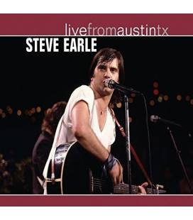 Live From Austin, Tx-1 CD+1 DVD