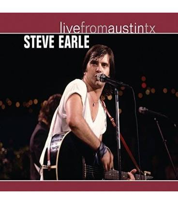 Live From Austin, Tx-1 CD+1 DVD
