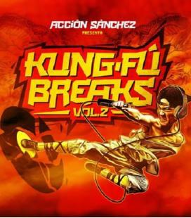 Kung-Fu Breaks Vol. 2-2 LP