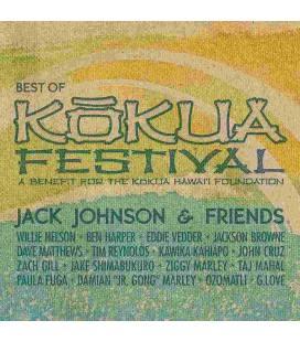 Best Of Kokua Fes-1 CD