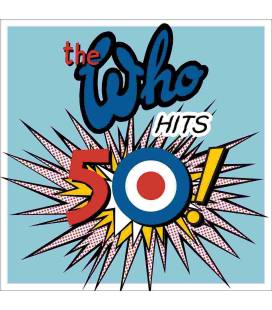 The Who Hits 50-2 CD