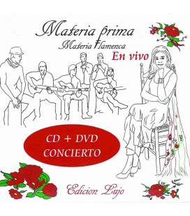 Materia Flamenca-1 CD+1 DVD