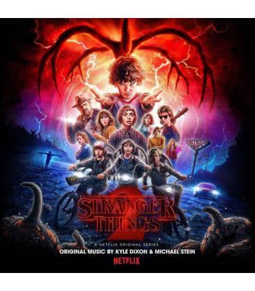 Stranger Things 2 (A Netflix Original Series Soundtrack)-1 LP SPLATTER