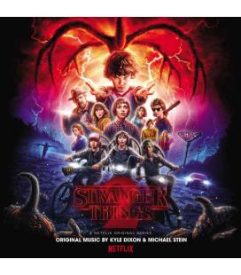 Stranger Things 2 (A Netflix Original Series Soundtrack)-1 LP BLACK