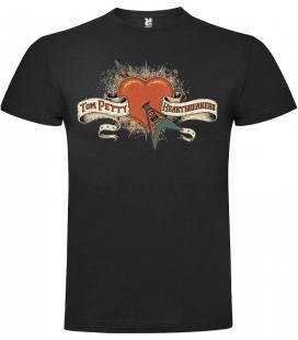 Tom Petty Heartbreakers Camiseta Manga Corta