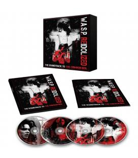 Reidolized (The Soundtrack To The Crimso-BOX 2 CD+BLU RAY+DVD