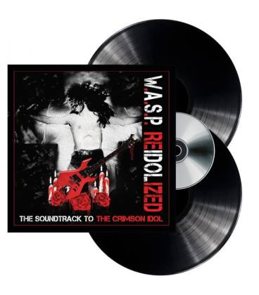 Reidolized (The Soundtrack To The Crimson Idol)-2 LP+1 DVD
