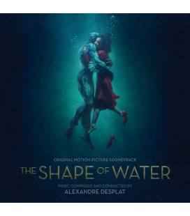 The Shape Of The Water-1 CD