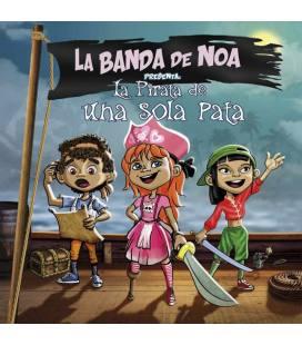 La Pirata De Una Sola Pata-1 CD