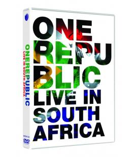Live In South Africa-1 DVD