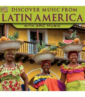 Discover Music From Latin America -1 CD