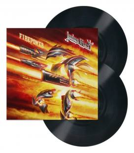 Firepower Standard Black Vinyl-2 LP