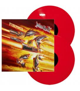 Firepower Red Vinyl - Indie Store Exclusive (Doble vinilo  rojo 180gr. con tarjeta de descarga)-2 LP